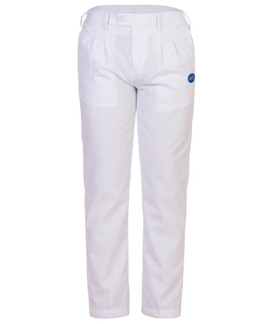 Boys White Trouser  (9 to 12)