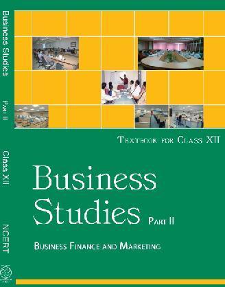 BUSINESS STUDIES PART 2 (Class 12)