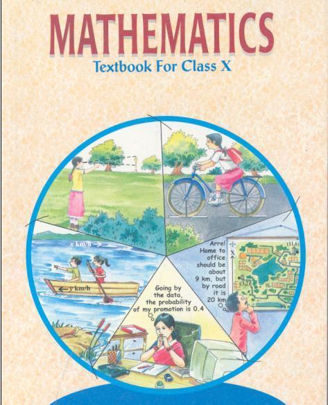 MATHEMATICS TEXTBOOK (Class 10)