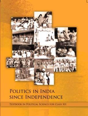 POLITICS IN INDIA SINCE INDEPENDENCE (Class 12)
