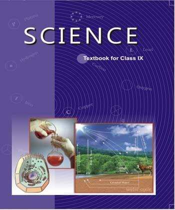 SCIENCE TEXT BOOK  (Class 9)