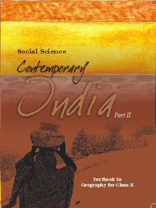CONTEMPORARY INDIA PART 2 (Class 10)