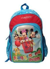 Disney Sky Blue School Bag