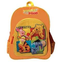 Disney Yellow School Bag