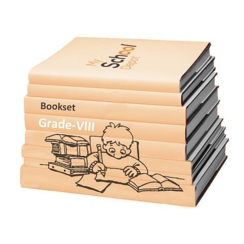 The Ananda Academy Class- 8 Book Set