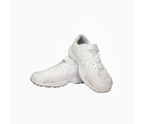 Nike Revolution Velcro White Shoes 2gs