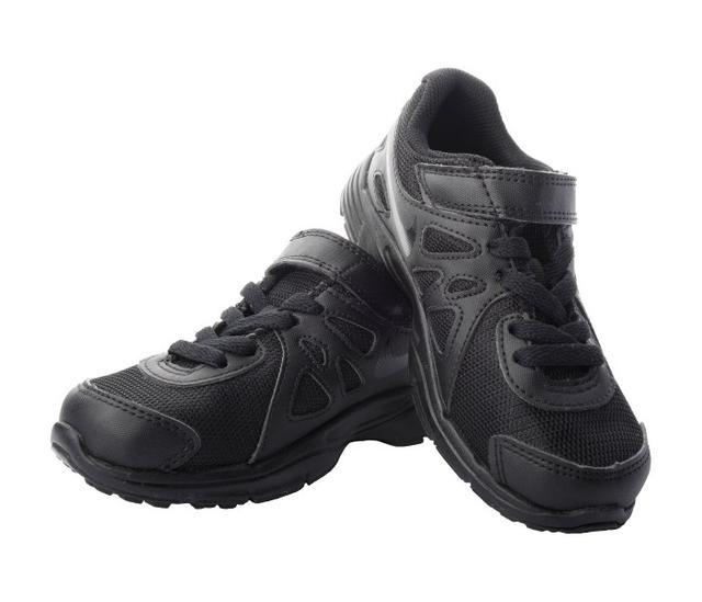 Nike Revolution Black Velcro shoes 2tdv