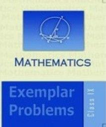 Mathematics Exemplar Problems (Class 9)