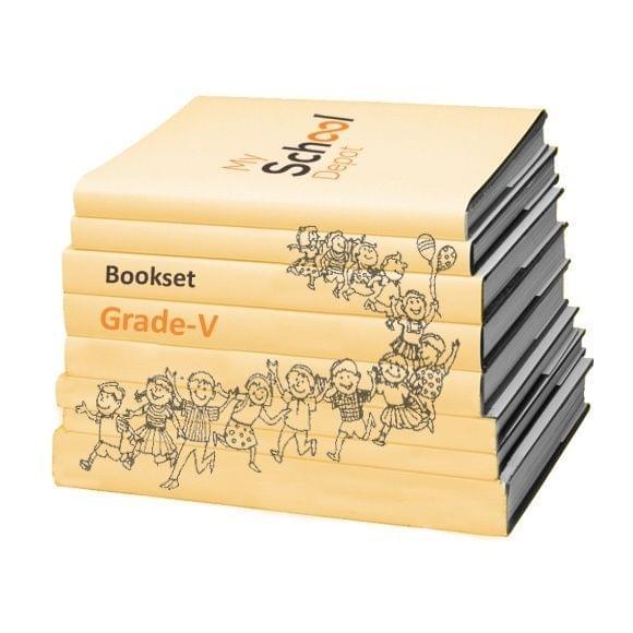 Bhartiyam International School Class 5 Book Set