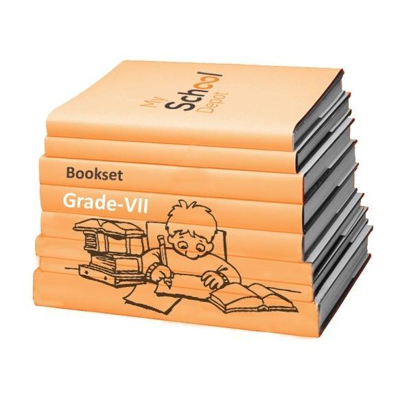 Bhartiyam International School Class 7 Book Set