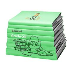 Bhartiyam International School Class 12 Commerce Book Set