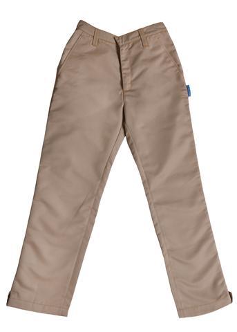Gyanshree Beige Summer Trouser (Class 9 and above)