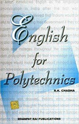 English for Polytechnics