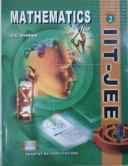 Mathematics for IIT-JEE (Vol. II) (Combo price)