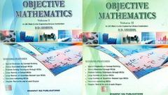 Objective Mathematics (Vol. I & Vol. II)