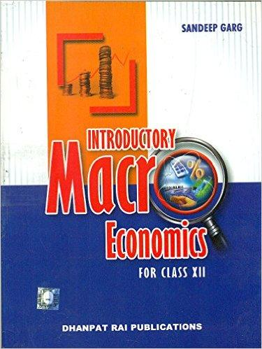 Introductory Macro Economics for Class XII