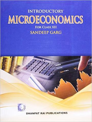 Introductory Micro Economics for Class XII