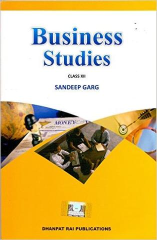 Business Studies for Class XII