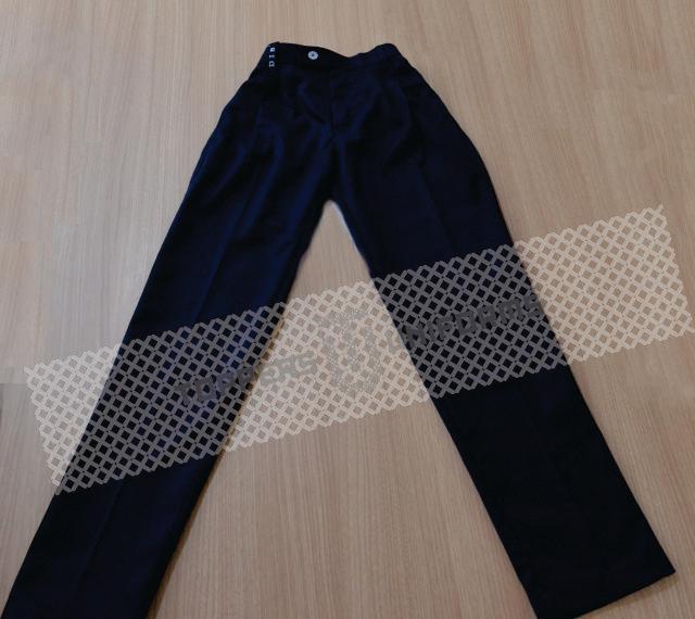 DIS Boys Blue Trouser (Class 6 to 12)