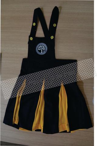 DIS Girls BIB Skirt(Pre Primary)