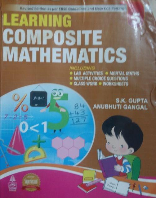 Learning Composite Mathematics-5 (Class 5)