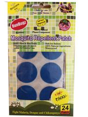 ANTI MOSQUITO BLUE PATCH 24 PC