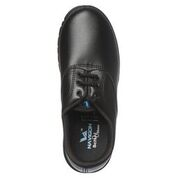 Navigon Boys Black School Shoes