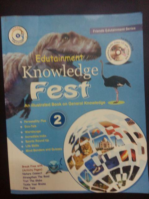 Edutainment Knowledge Fest