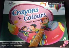 Crayons 'n' Colours