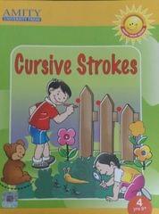 Cursive Strokes- 4