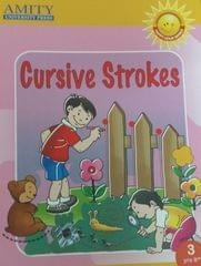 Cursive Strokes- 3