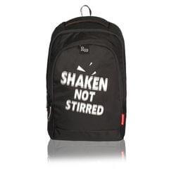 Harissons Mark SNS Black Backpack