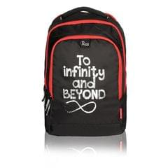 Harissons Mark TIAB Black & Red Backpack