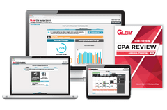 Auditing (AUD) - Gleim CPA Review Traditional