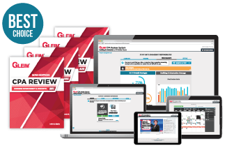 Gleim CPA Review System - Premium    (All 4 Subjects)