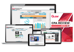 Regulation (REG) - Gleim CPA Review Premium