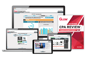Business (BEC) - Gleim CPA Review Premium