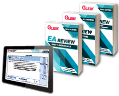 Gleim EA Textbook & Test Prep (Part 1, 2 & 3)