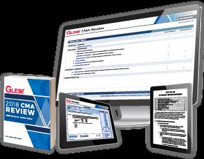 Gleim CMA Review System - Traditional - Part 2