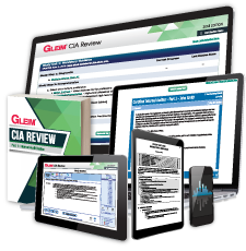 Gleim CIA Review System - Traditional Part 1