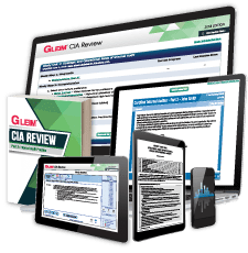 Gleim CIA Review System - Traditional Part 2