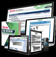 Gleim CIA Review System - Traditional Part 3