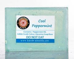Cool Peppermint Soap