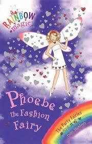 Phoebe The Fashion Fairy