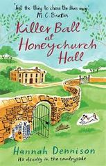 Killer Ball At Honeychurch Hall