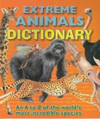 Extreme Animals Dictionary