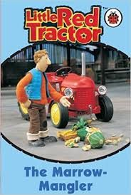 Little Red Tractor - The Marrow Mangler