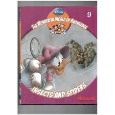The Wonderful World of Knowledge - Insects and Spiders