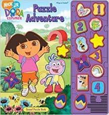 Dora the Explorer - Puzzle Adventure