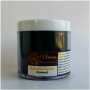 Activated Charcoal Powder (Coconut) - 40 gms